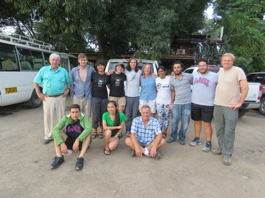 Group Pics – Saying Farewell to our Costa Rica students and now Friends for life!